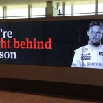 Norton Rose Fulbright corporate partner to McLaren Mercedes